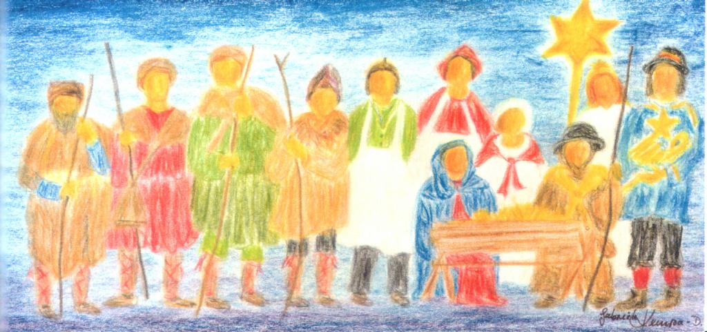 Weihnachtsspiele Weihnachtsfeier.Oberuferer Weihnachtsspiele Waldorfschule Offenburg